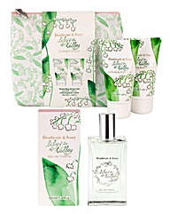 Lily Of The Valley Fragrance & Gift Set
