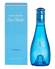 Cool Water Women 100ml EDT
