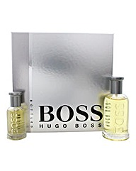 BOSS Bottled EDT Set