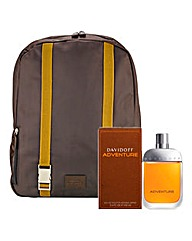 Davidoff Adventure And Free Backpack