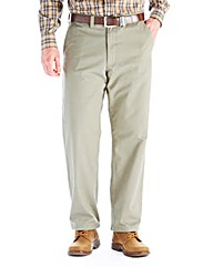 Premier Man Chino Style Trousers 29in