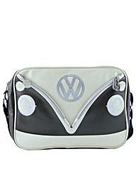 VW Camper T1 Shoulder Bag Black