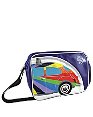 VW Beetle Shoulder Bag Stripes
