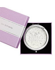 Jon Richard Crystal Round Compact Mirror