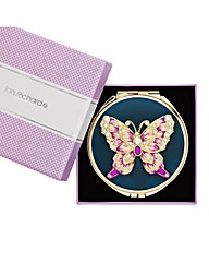 Jon Richard Butterfly Compact Mirror