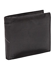 Blousey Brown Genuine Leather Wallet