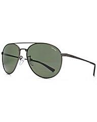 Police Round Aviator Sunglasses