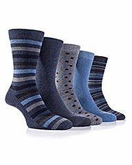 Farah Stripe Everyday Socks