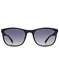 Lacoste Metal Wayfarer Style Sunglasses