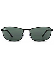 Ray-Ban Metal Sports Sunglasses