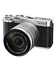 Fuji X-A2 Kit with 16-50mm II lens