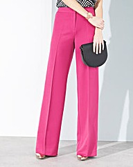 Wide Leg Trouser - Long