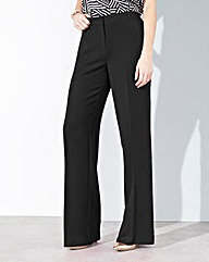 Wide Leg Trousers - Regular
