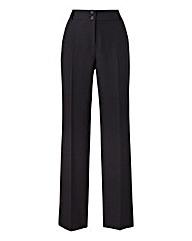 AV Straight Leg Bi Stretch Trouser Short