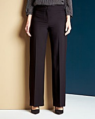 Basic Wide Leg Trousers Regular