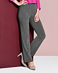 Straight Leg Trouser Extra Short
