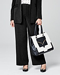 Wide Leg Trouser Regular