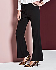Mix And Match Bootcut Trousers Long