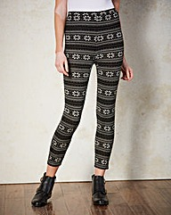 Novelty Xmas Leggings Regular