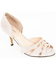 VT Collection Piped Low Sandal