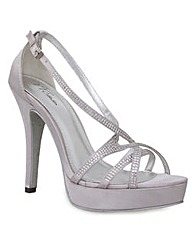 VT Collection Diamante Strippy Sandal