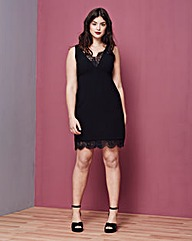 Simply Be Lace Dress
