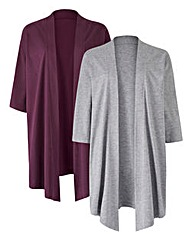 Pack of 2 Kimonos Cover Ups