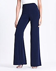 Joanna Hope Jersey Palazzo Trousers 25in