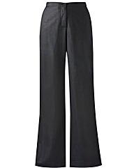 JOANNA HOPE Linen Blend Trousers 27in