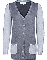 Brakeburn Long Length Cardigan