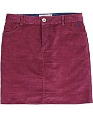 Brakeburn Baby Cord Skirt Berry