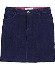 Brakeburn Baby Cord Skirt Navy