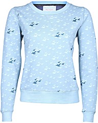 Brakeburn Ducks In Flight Sweat