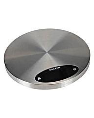 Salter Round Stainless Steel Scale