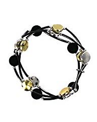 Stretch Discs Bracelet