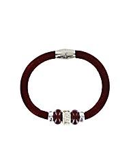 Fabric Magnetic Bracelet