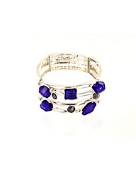 Stretch Jewel Bangle