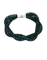 Mesh Crystal Bracelet