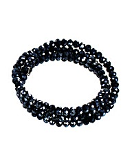 Sparkly Wrap Bracelet