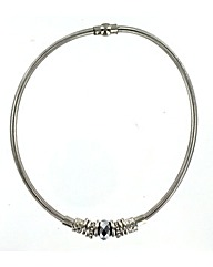 Spring Effect Necklace