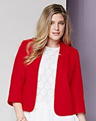 Linen-Mix Jacket