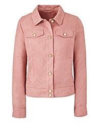 Western Suedette Jacket