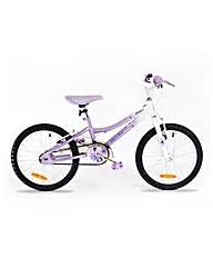 Silverfox 18inch Flutter SFX Girls Bike