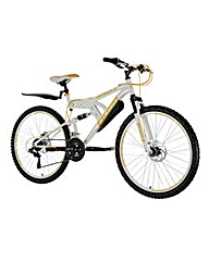 Boss Womens 26 Whitegold Bike