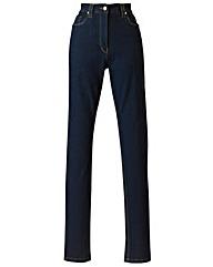 Elle Straight Leg Jeans Length 33in