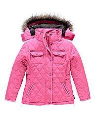 Trespass Girls Libbie Quilted Coat