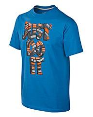 Nike Graphic Print Boys T-Shirt