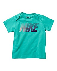 Nike Logo Girls T-Shirt