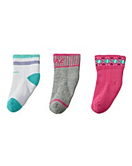 Nike Baby Girls Bootie Giftpack