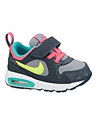 Nike Air Max Trax Infant Girls Trainers